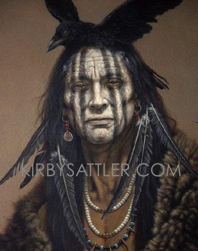 Kirby Sattler - Native American Art
