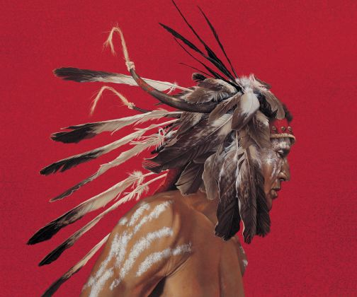 nativeamericanart_birdofprey