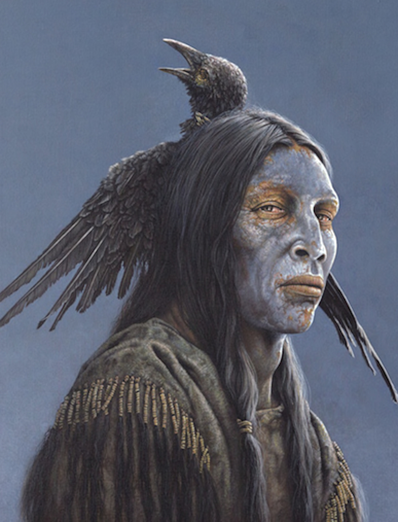 nativeamericanart_nightfall