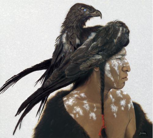 nativeamericanart_ownseagle
