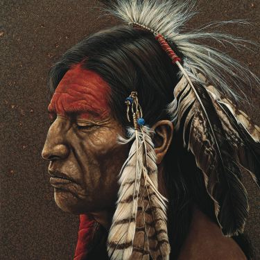 nativeamericanart_seesbehind