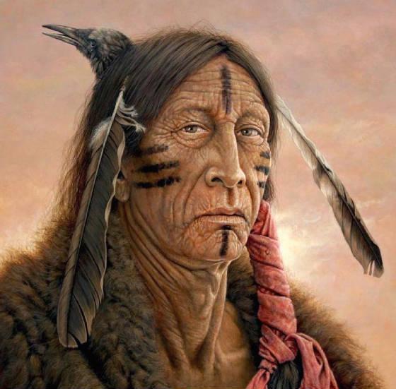 nativeamericanart_silentsky