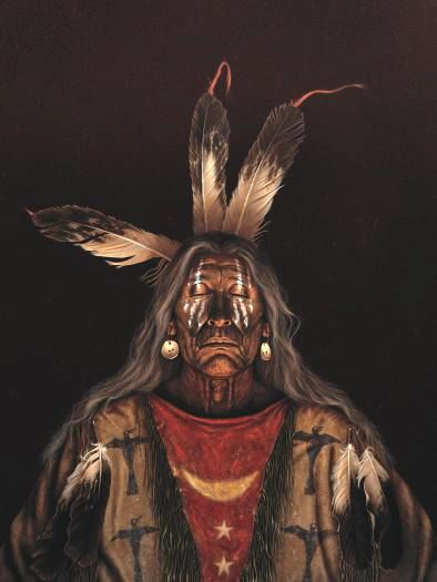nativeamericanart_standingifly
