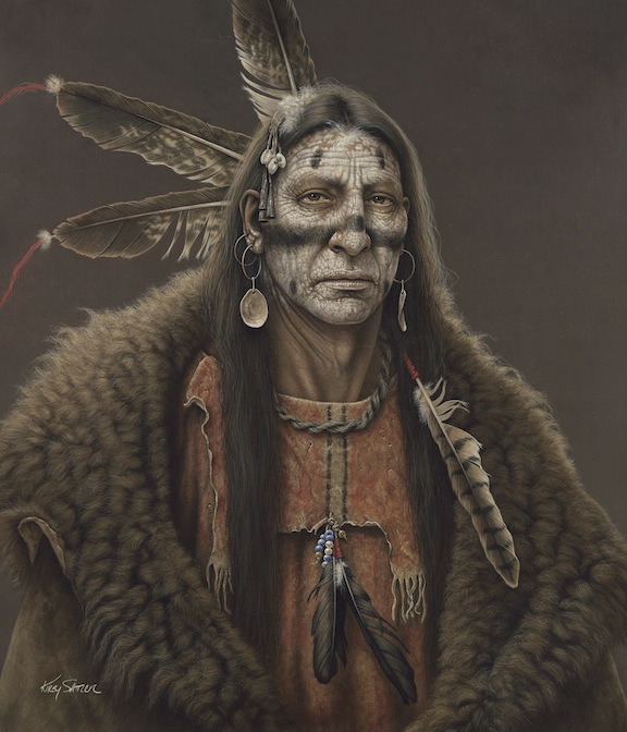 nativeamericanart_voicehalfmoon